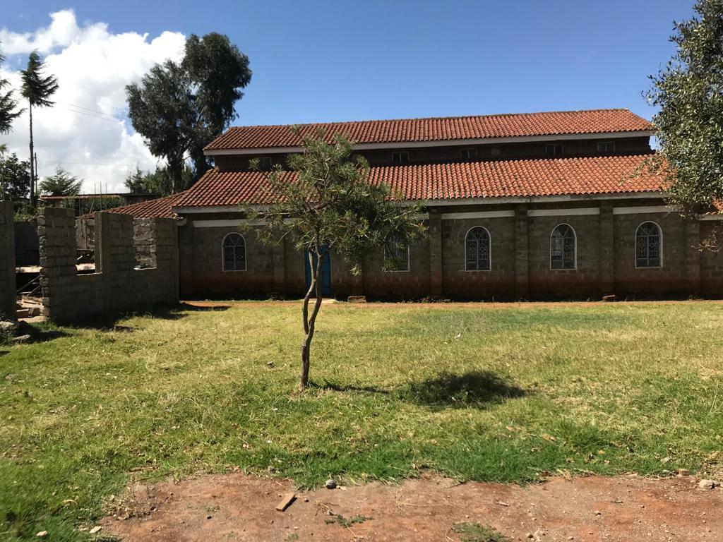 PCEA Kimende School Project