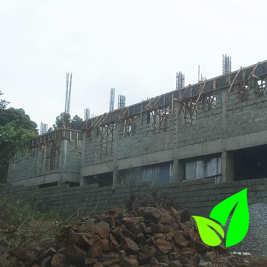 Multi-storey residential apartment in Muchatha